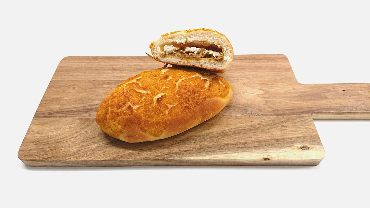 ハバネロタイガーカレーパン