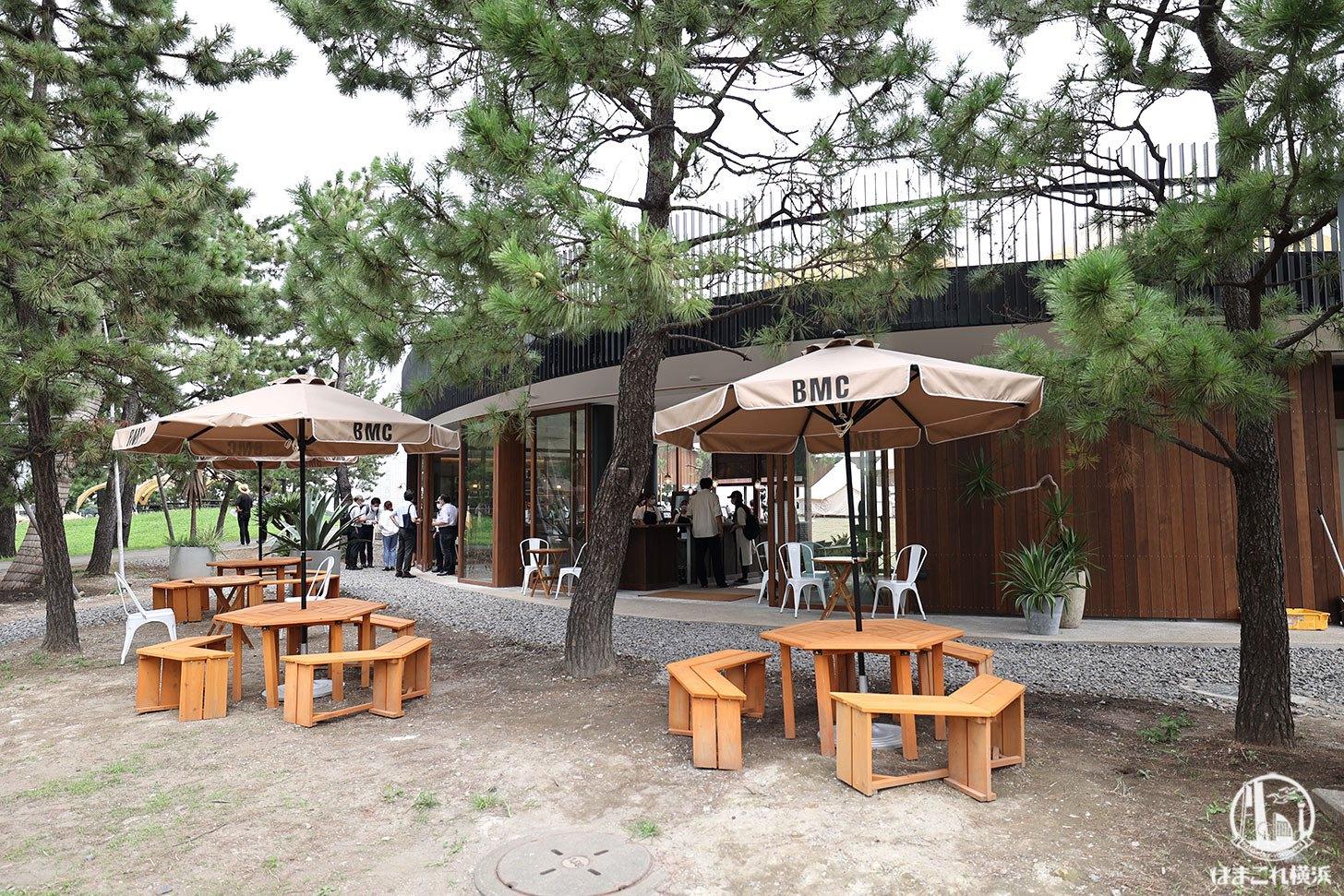 カフェ&バー「グッドマンスタンド」