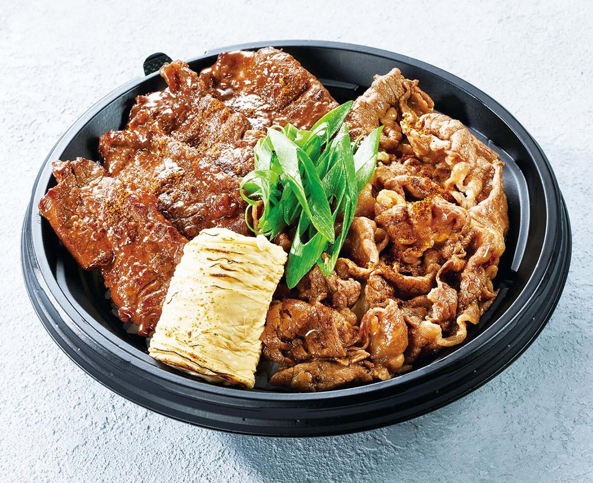 京都 ココロ焦ガレ/京三昧!和牛すき焼き&ハラミ丼