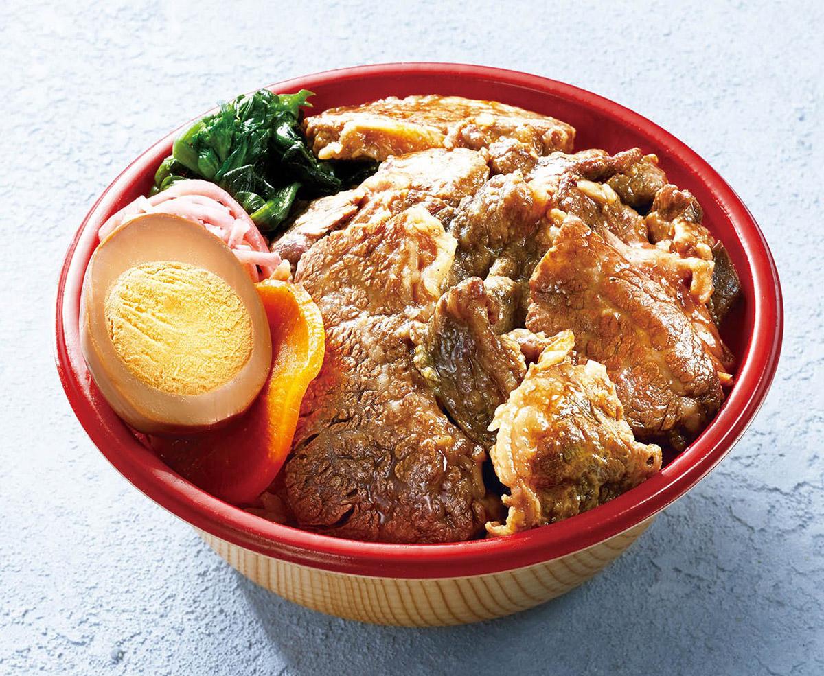 味の梅ばち/山形牛丼