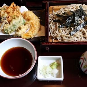 雅遊庵 風の陣で天ぷら美味の蕎麦ランチ!横浜都筑の隠れ家蕎麦店