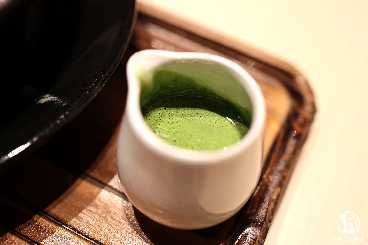追い抹茶シロップ