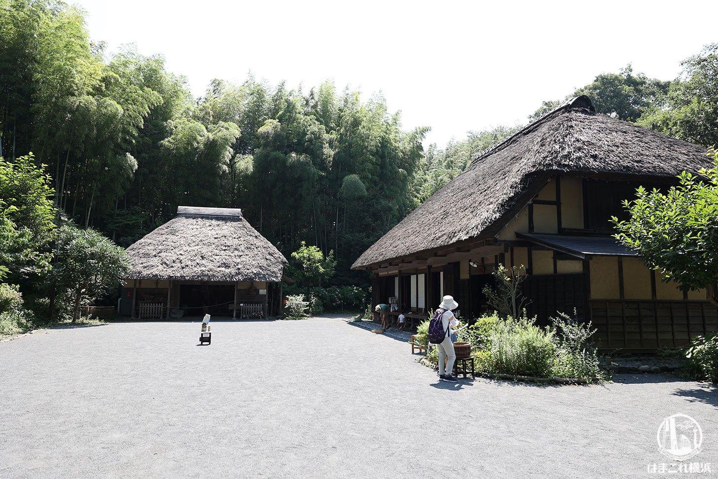 舞岡公園 古民家
