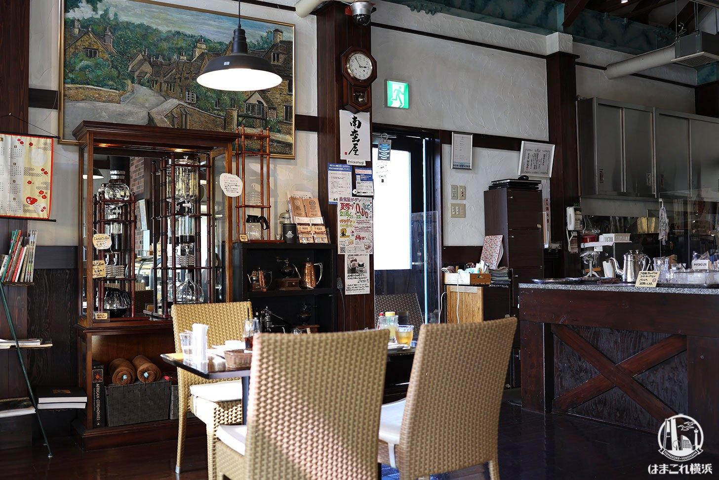 南蛮屋ガーデン カフェ
