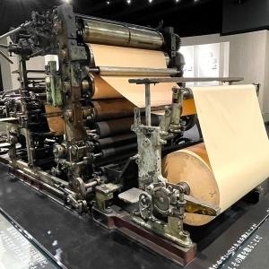 横浜ニュースパーク(日本新聞博物館)初入館!新聞の歴史を楽しく知れるスポット