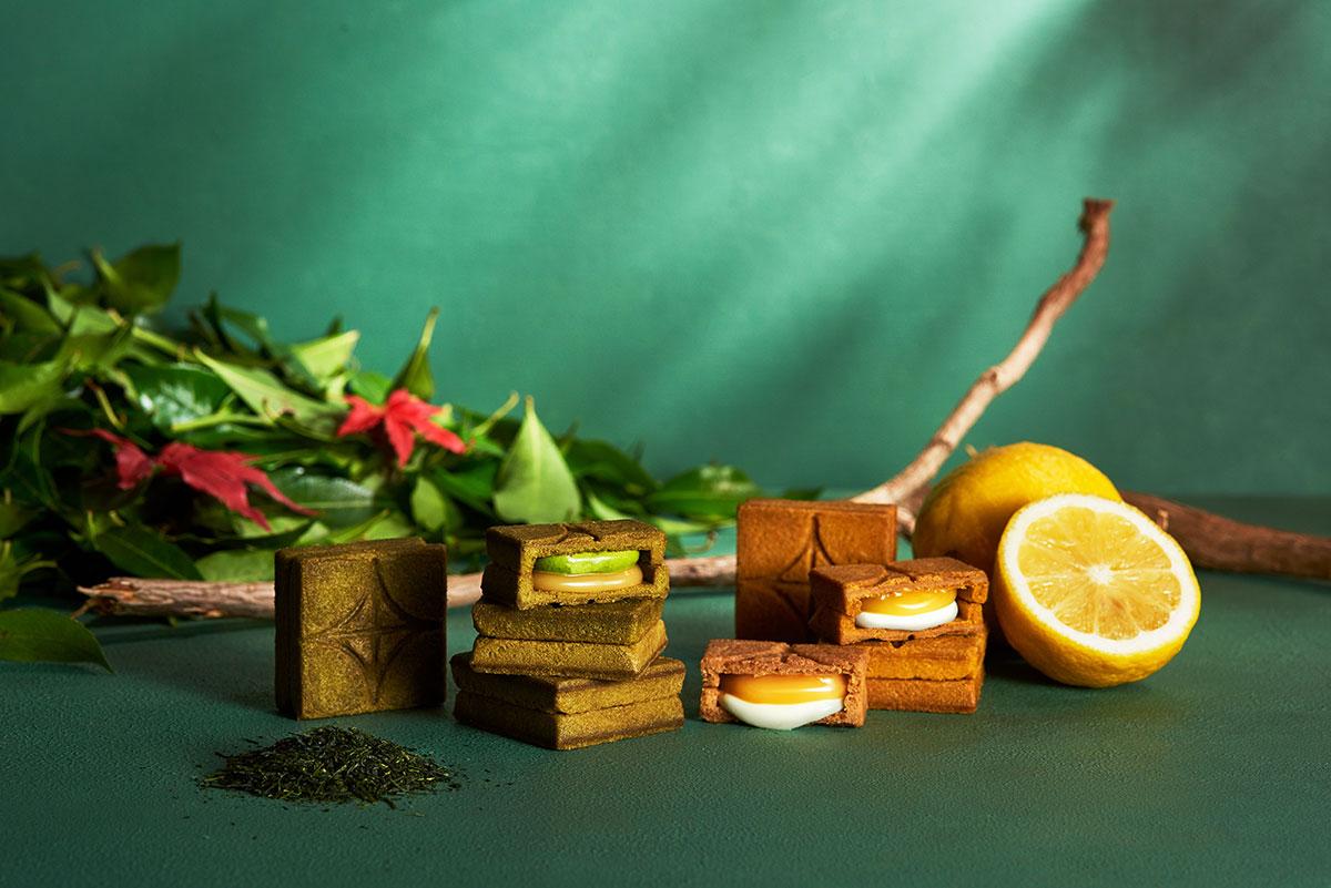 バターサンド2種詰合せ〈宇治抹茶〉Tea Collection