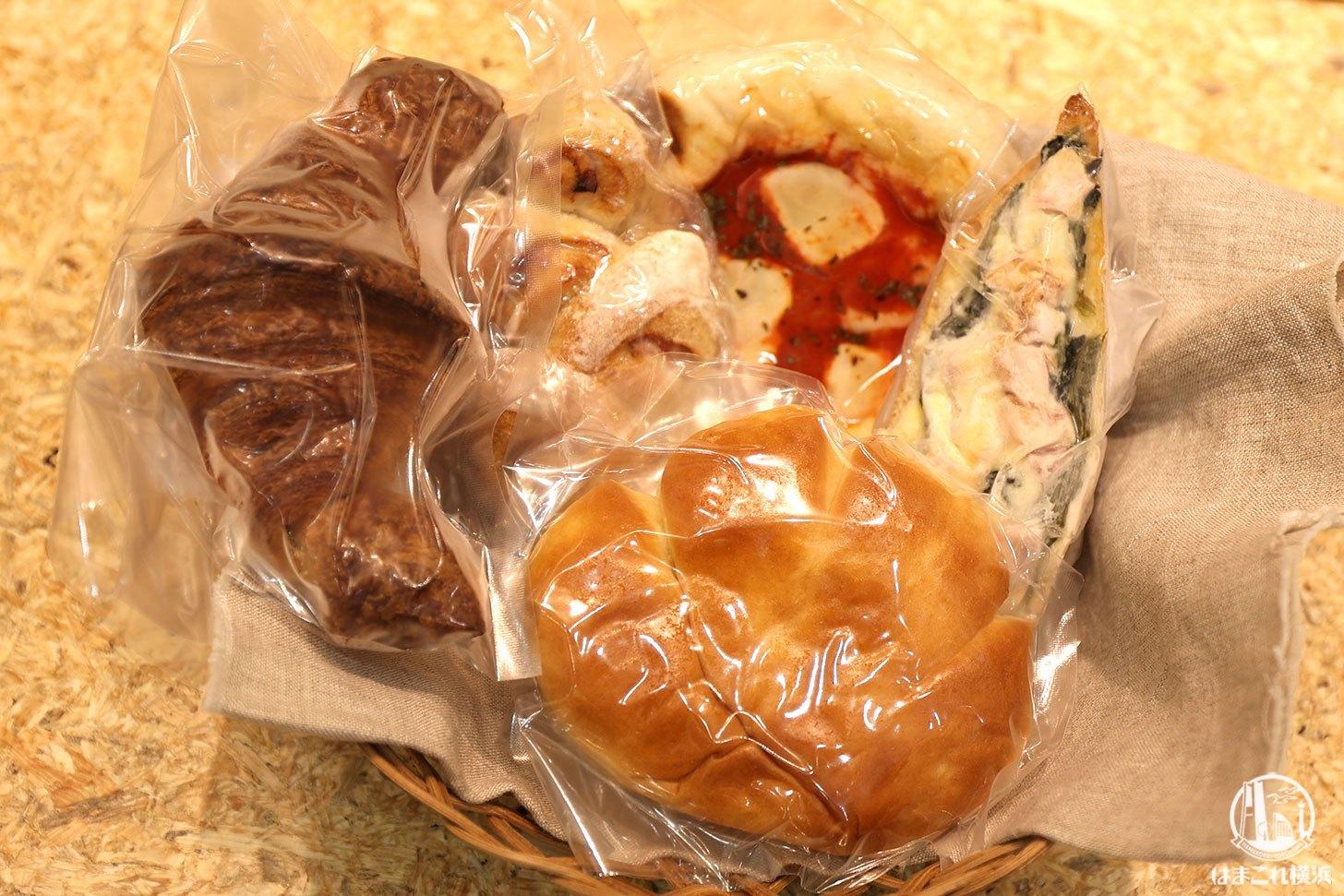 冷凍パン専門店「時をとめるベーカリー」横浜瀬谷に!500種以上の手作りパン揃う