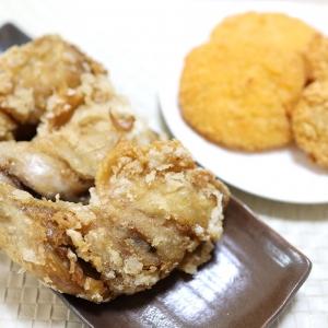 横浜たにや松原商店街で横浜めんたいコロッケや揚げ鶏テイクアウト!牛肉コロッケも絶品