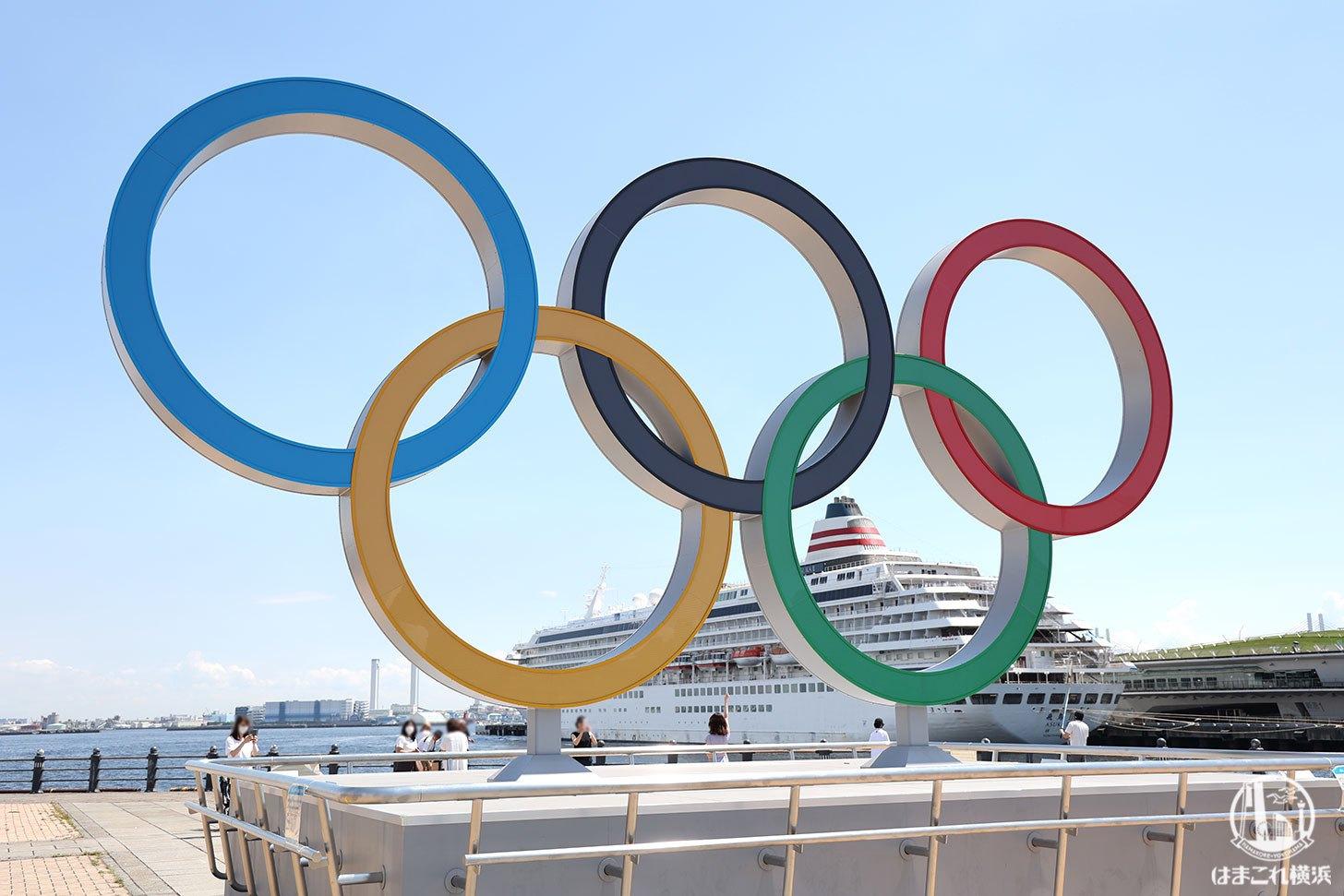 横浜「東京2020オリンピック」関連フォトスポット一覧!五輪マークや大会キャラクター、ライトアップ