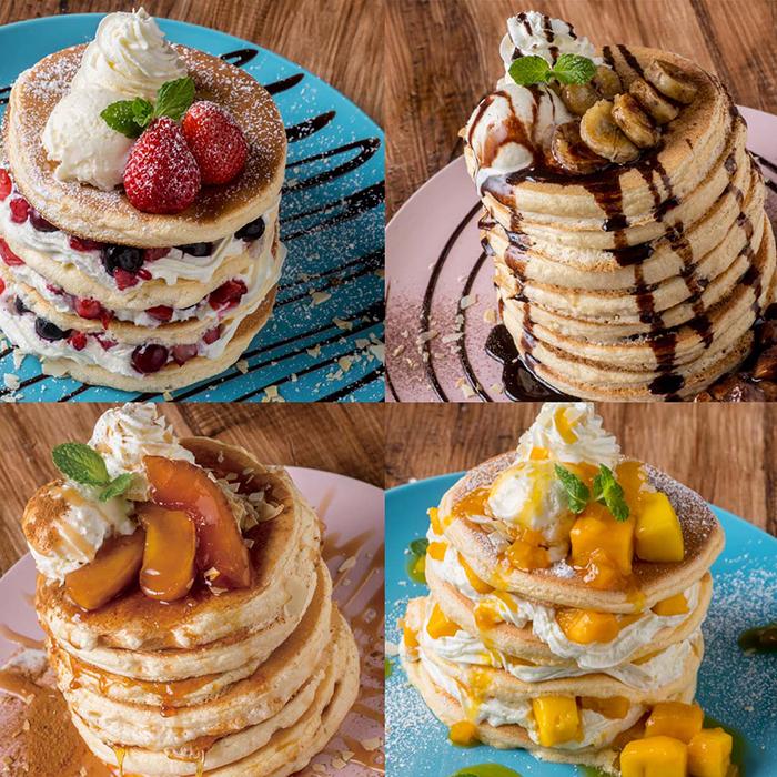 パーフェクトデコレーションパンケーキ