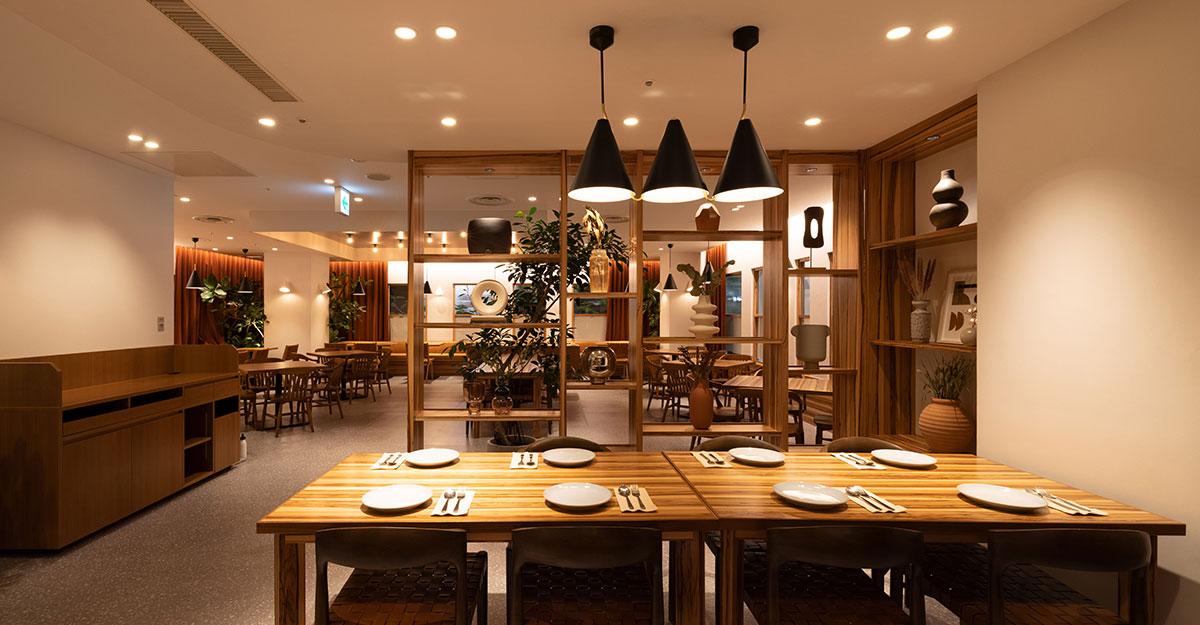 ガーデンハウスのレストランがそごう横浜店にオープン!