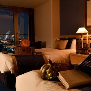 """横浜・ホテルニューグランドに""""ハロウィンルーム""""宿泊プラン登場!遊び心溢れるお部屋"""