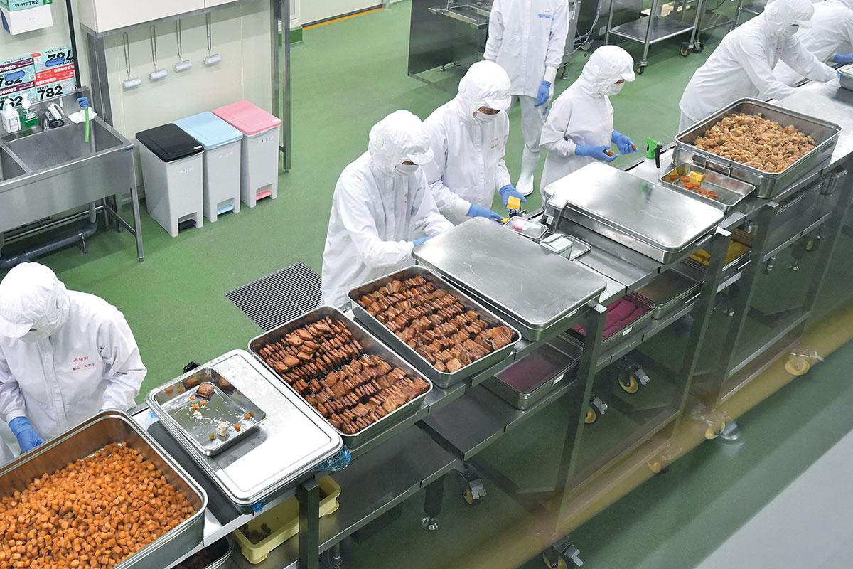 崎陽軒 横浜工場の工場見学再開!シウマイ・お弁当のひみつ公開