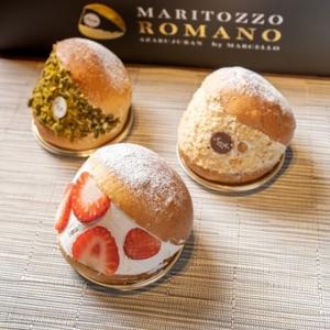 マリトッツォ専門店「マリトッツォロマーノ」そごう横浜店に!ローマ出身シェフによる本物を
