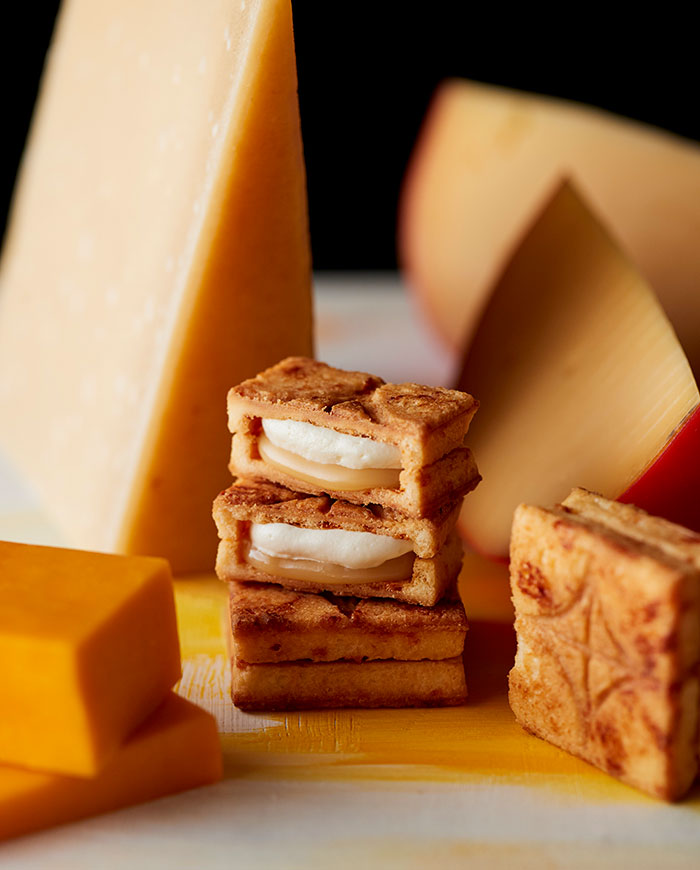 バターサンド〈チーズ〉
