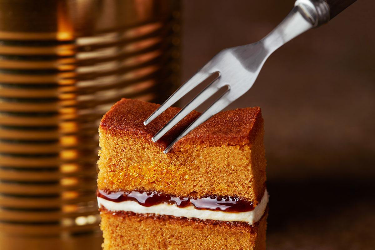 バターケーキ〈キャラメル〉