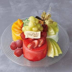 そごう横浜店の2021年クリスマスケーキ予約受付開始!店舗限定など約100種類