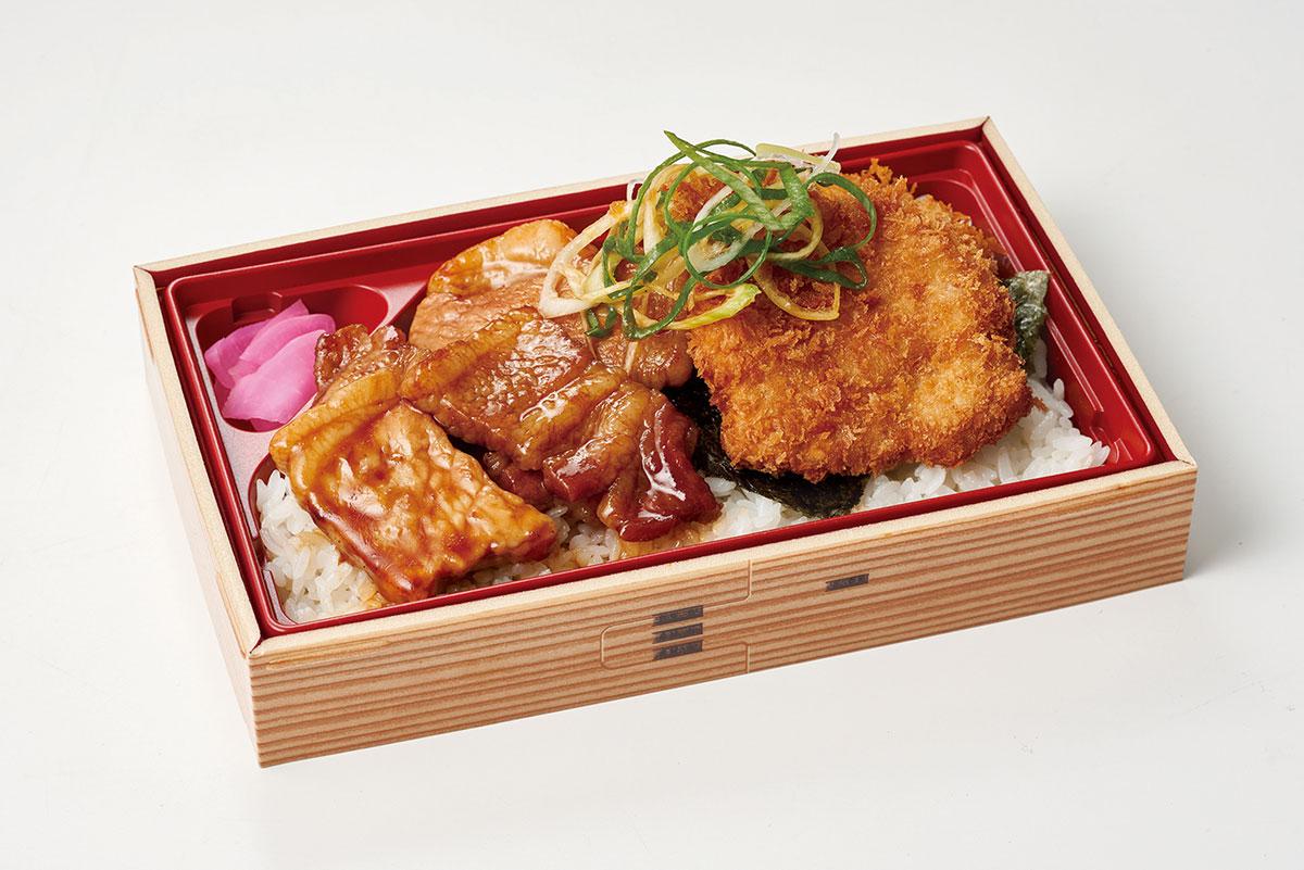 ドライブインいとう清水本店/名代シミカツコラボ豚丼