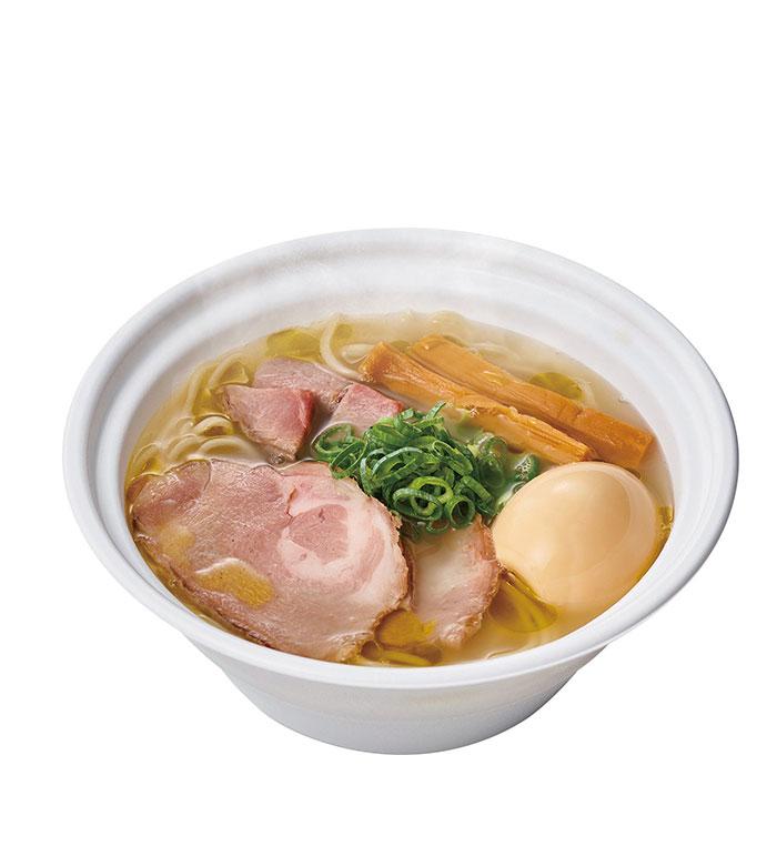 麺処まるはBEYOND/濃厚蛤とトリュフオイルの特製塩そば