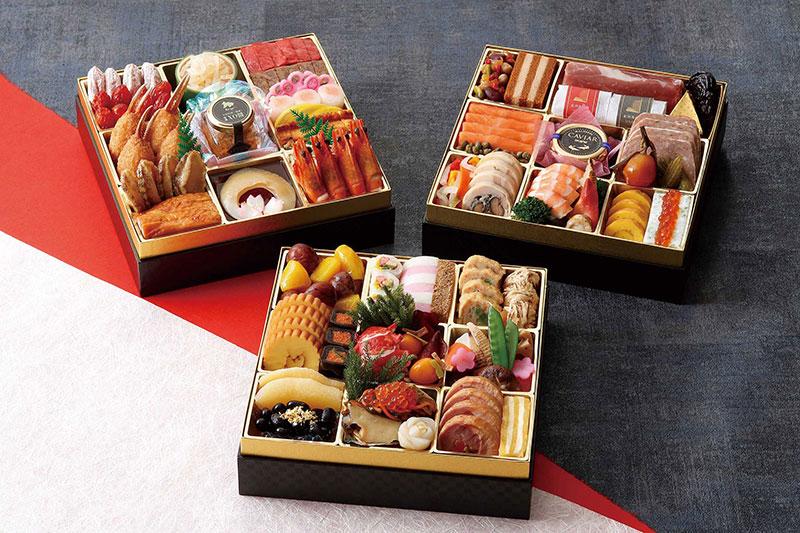 そごう横浜店の2022年おせち料理予約販売開始!料亭・名店のおせちやおひとりさま重など