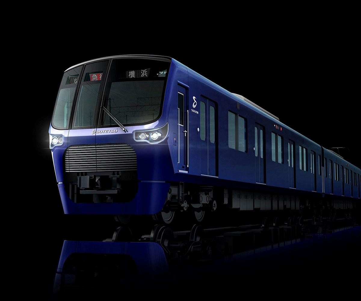 相鉄21000系グッズ順次発売!相鉄・東急直通線向け新型車両