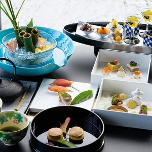 和アフタヌーンティー「濱茶膳」ザ・カハラ・ホテル&リゾート横浜に!全室個室で至高な癒し