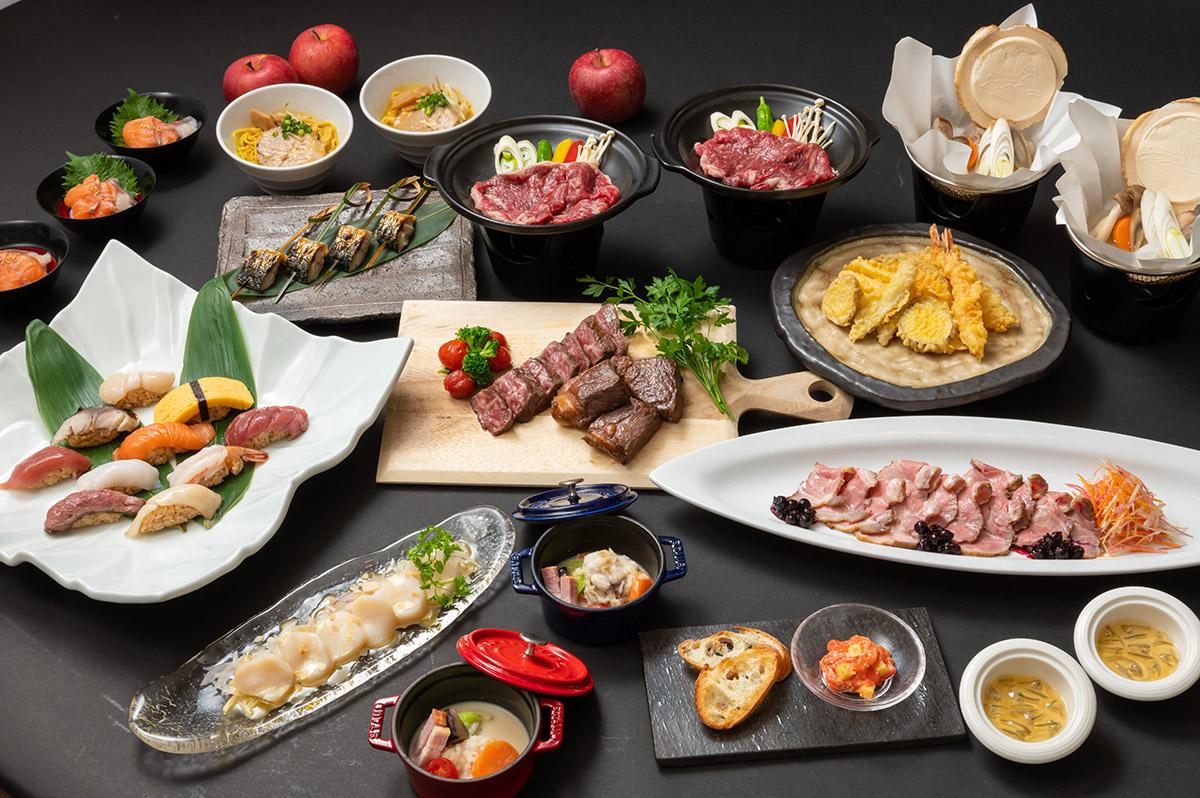 横浜ベイシェラトンで東北の美食ブッフェ「グルメパレット~みちのくフェア~」開催!