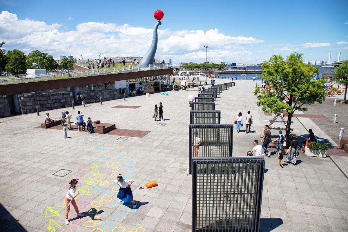 横浜・黄金町や象の鼻テラスで食とアートのプログラム「Creative walkway」開催!