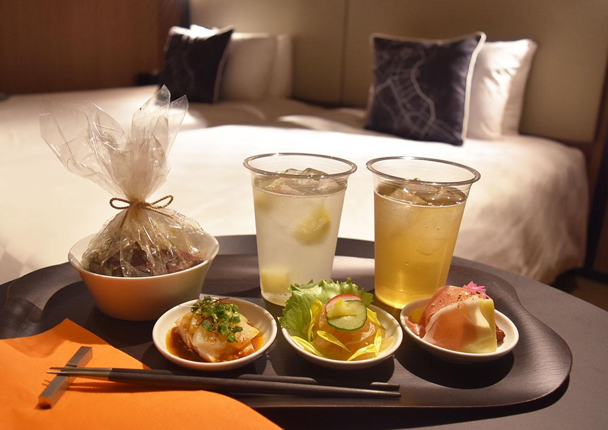 横浜東急REIホテルにビストロチャイナ「アンコール」の料理を部屋で味わう宿泊プラン登場!