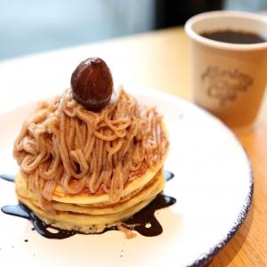 グロリアスチェーンカフェ横浜ベイサイドでパンケーキ!ディーゼル発の希少カフェ