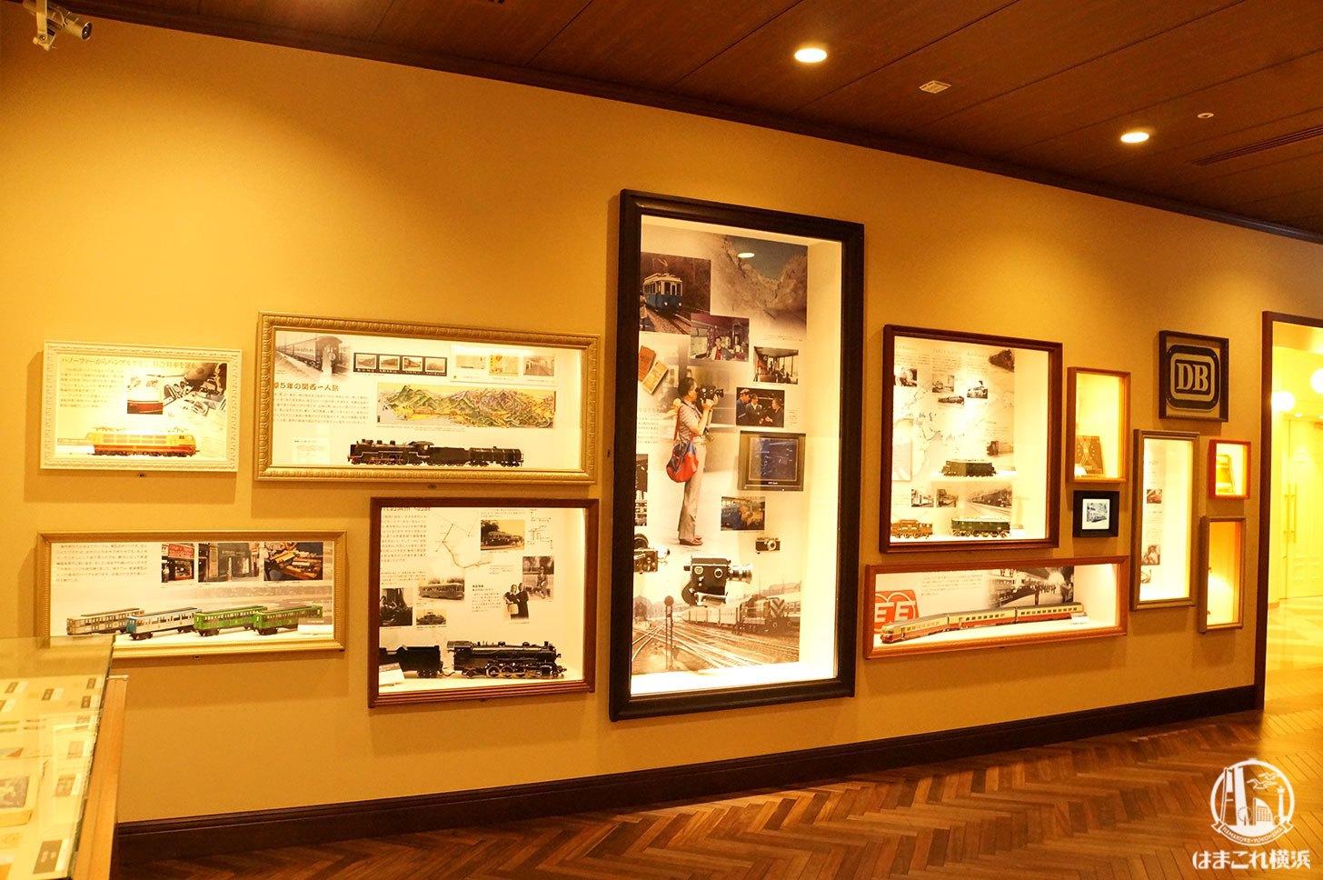 原鉄道模型博物館 鉄道模型