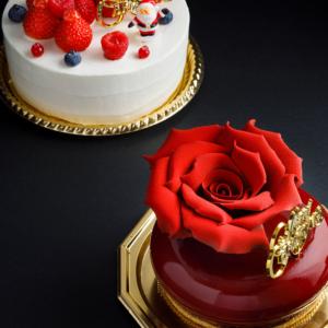 """ハイアットリージェンシー横浜""""初""""のクリスマスケーキ予約受付!薔薇が目を惹くケーキなど"""