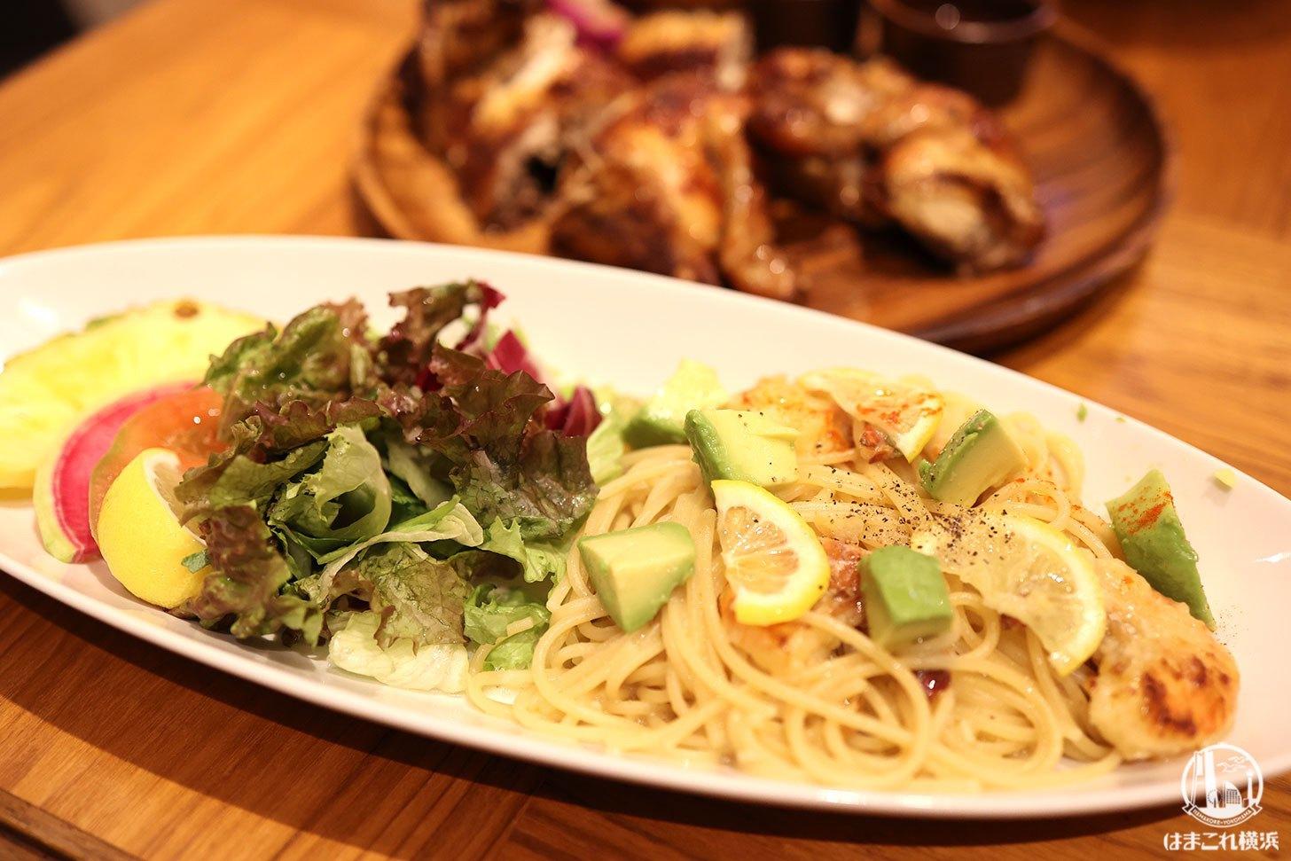 ラオハナ「塩レモンパスタ」初体験で完全トリコ!横浜・本牧のハワイアンレストラン