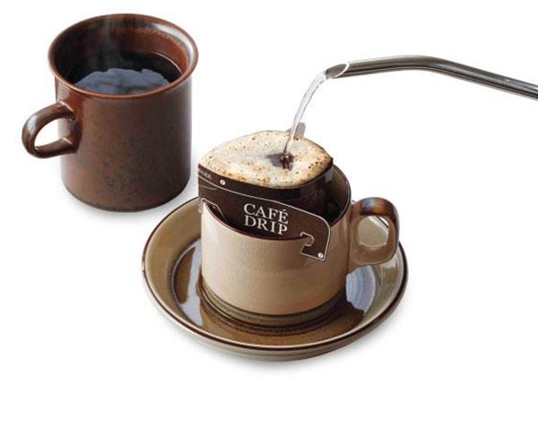 キャピタルコーヒー「フェアトレードドリップコーヒー詰合せ」