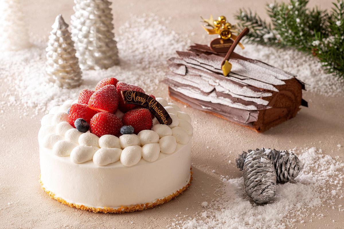 横浜のインターコンチネンタルホテル、2021年のクリスマスケーキやシュトーレン予約受付!