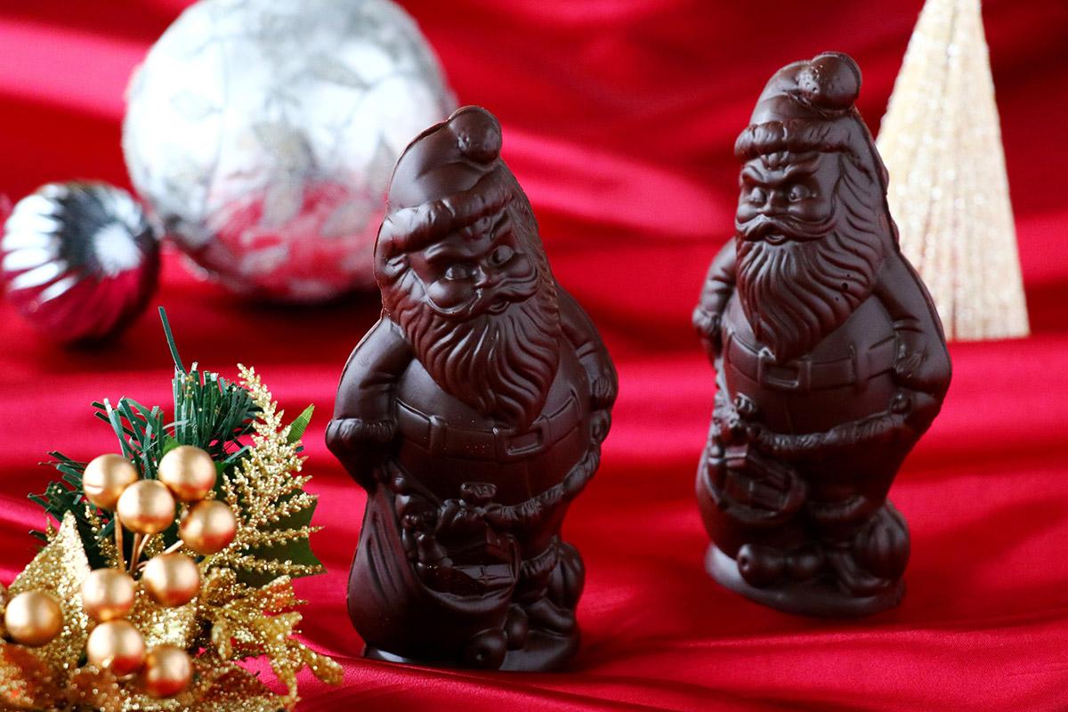 サンタチョコレート