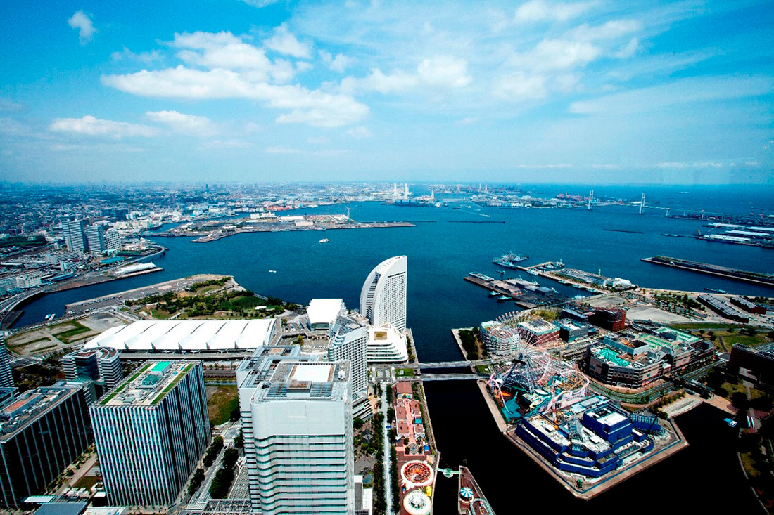 横浜ランドマークタワーの展望フロア「スカイガーデン」1ヶ月登り放題のサブスク開始!