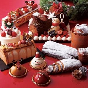 横浜ロイヤルパークホテル2021年クリスマスケーキ受付!スペシャルブッシュドノエルは限定50台