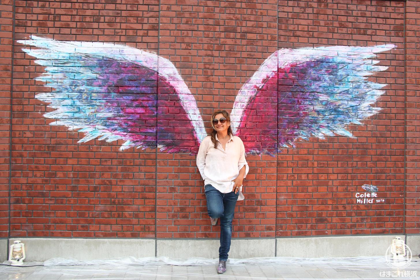 天使の羽(エンジェルウィングス)