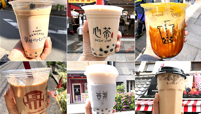横浜中華街で人気タピオカドリンク飲み比べ おすすめ体験レポ14店