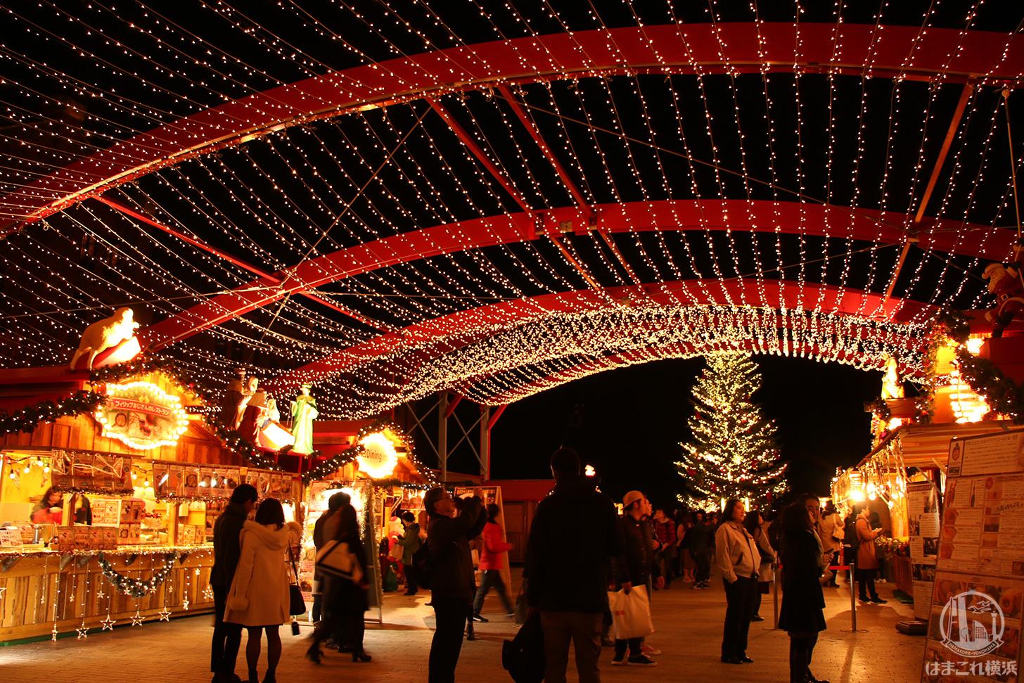 クリスマス・横浜赤レンガ倉庫