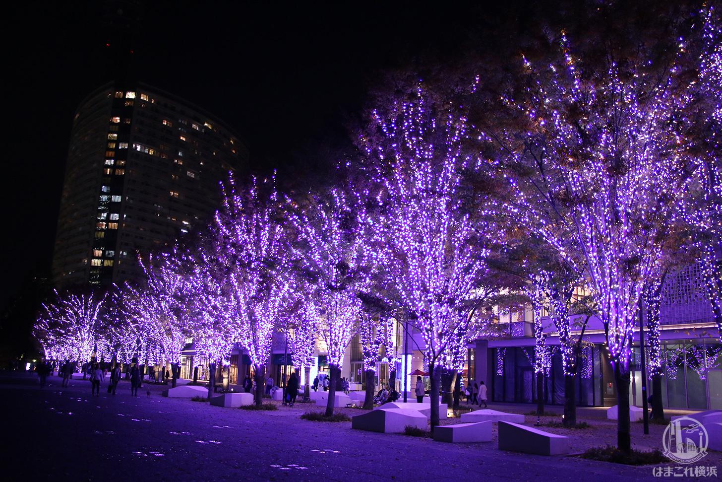 クリスマス・グランモール公園