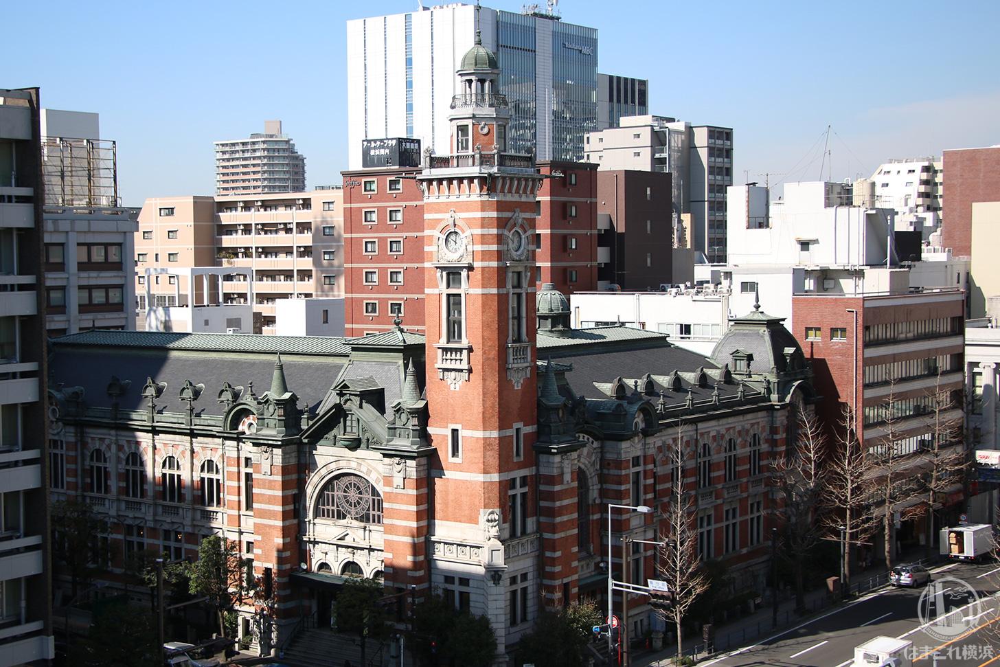 関内・馬車道エリア