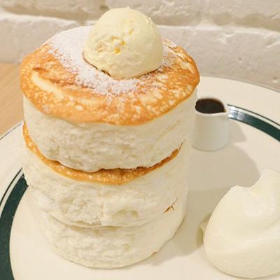 gram(グラム)のプレミアムパンケーキは超ぷるぷるで別格の美味しさ!横浜ワールドポーターズ